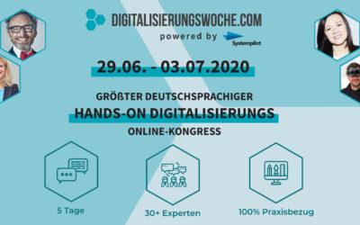 Teaser für Digitalisierungswoche – Digital Champions Network