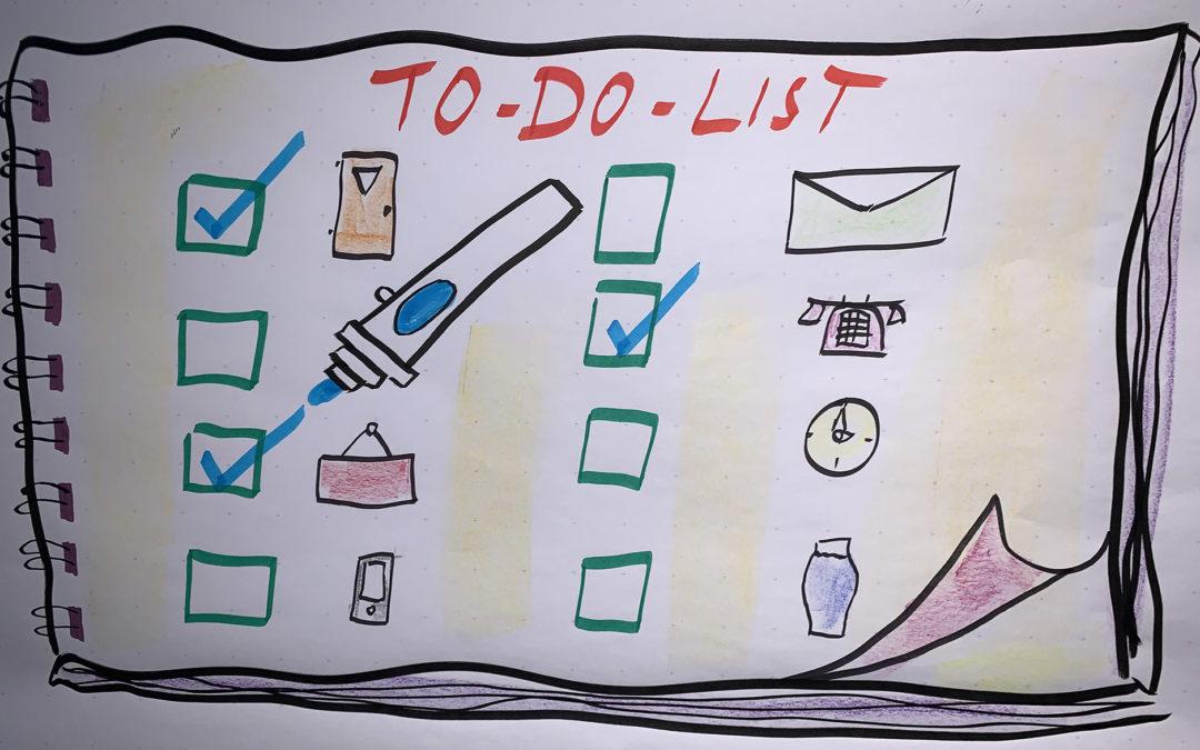 Checkliste vor Online Keynotes