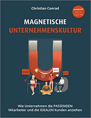 Buchcover Magnetische Unternehmenskultur